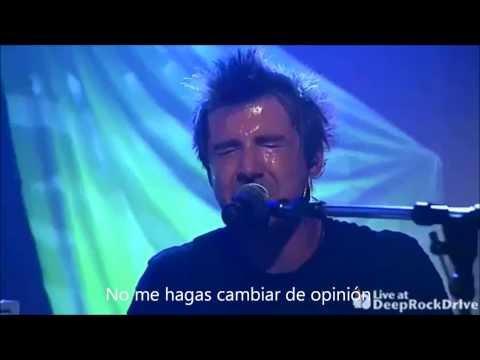 Secondhand Serenade - Fall for you LIVE subtitulado en español