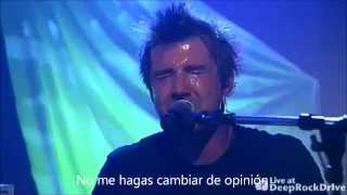 Secondhand Serenade - Fall for you LIVE subtitulado en español