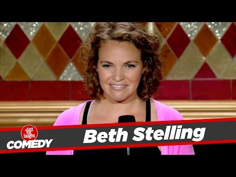 Beth Stelling Stand Up  2013