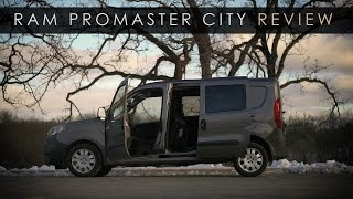 Review | 2016 Ram Promaster City | Race Ready