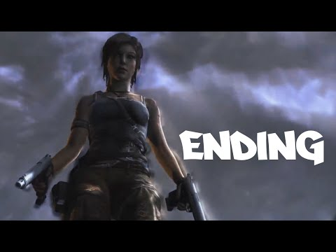 "Tomb Raider Lets Play! ENDING! | ""SPIRIT ENERGY?!"" 