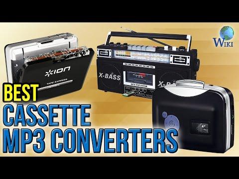 7 Best Cassette MP3 Converters 2017