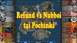 Refund Gaming đối đầu Nubboi và RM5S tại giải Divine Invitational team nào sẽ top 1???