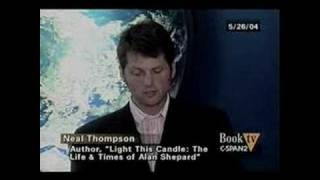 Neal on C-Span's Book-TV
