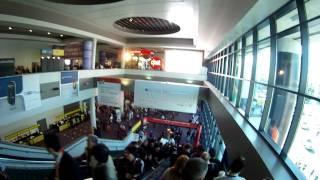 Petite marche dans les couloirs du CES 2012