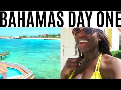 Traveling to The Bahamas & BEACH CONDO TOUR!