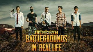 PUBG in Real Life | A Battle Royale Short film VFX Test