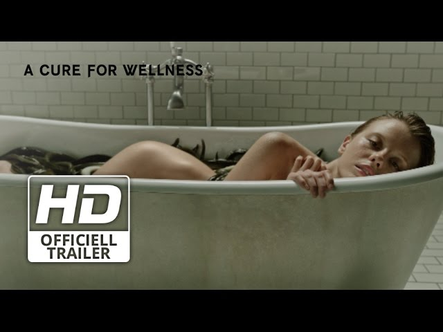 A Cure for Wellness | Officiell Trailer 2