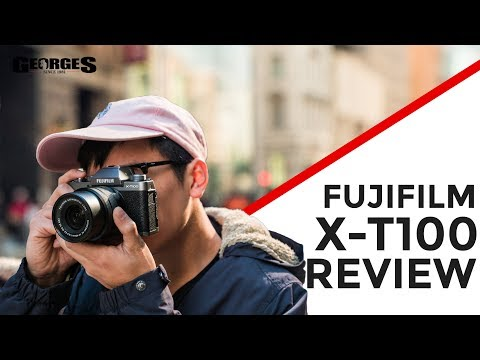 Perfect Entry Level Camera? | Fujifilm X-T100 Review By Georges Cameras