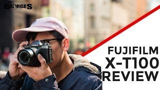 видео Fujifilm X-T100. Почти Х-Т20 всего за $600