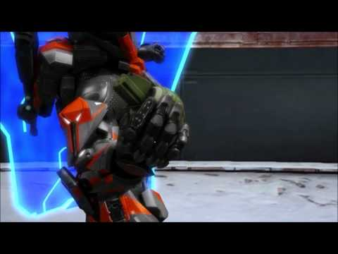 Red Vs Blue  AMV  Another One Bites the Dust  Chorus Trilogy