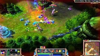 Tutorial de league of legends   caitlyn