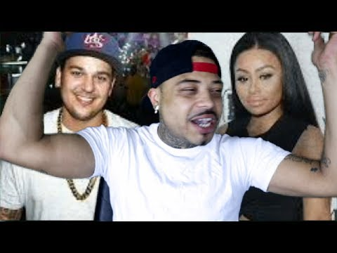 Blacc Chyna Finessed Rob Kardashian Out Of Millions REACTION