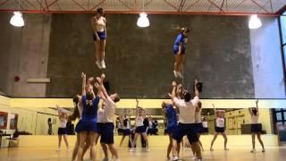 UVic Vikes Cheer Team