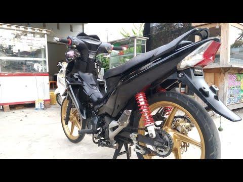 Modifikasi Motor Honda Supra X 125 Carvolgbulekpainting