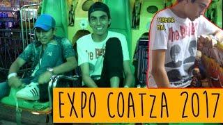 EXPO feria coatzacoalcos 2017 | Entrevistas | Juegos mecanicos | Unicornios | Vlogeando en la feria