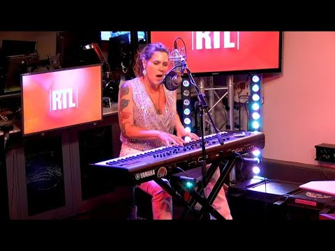 Beth Hart - War in my mind (Live) - Les Nocturnes