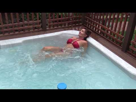 Bikini MILF Mom 55 - Hot Tub