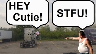 Good Buddy Trolling a Hilarious Homophobic Trucker on the CB Radio