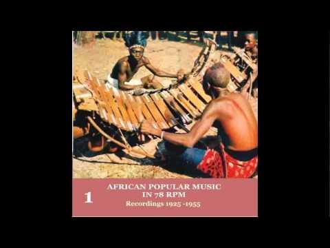 Miyelo Bebe (Shangaan Dance) - African Popular Music In 78 RPM