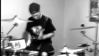 Future-Thought It Was a Drought-Drum Cover by Josh DeCoster