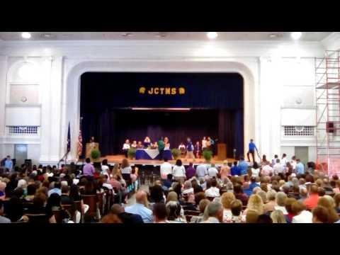 2017 Jefferson County Traditional Middle School 8th grade Graduation pt 2