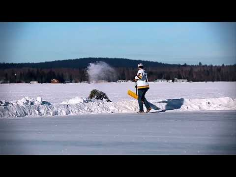 Paul Brandt - Small Towns & Big Dreams (Hometown Hockey Version) [feat. Tara Slone]
