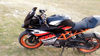 2017 KTM Hidden Features KTM RC 200 DUKE 200 DUke 390 With Latest New technology & feature in hindi