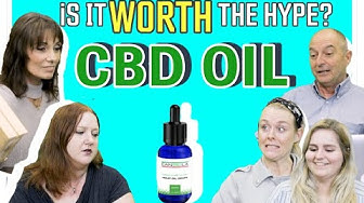 Adults React To CBD Oil - REACTION VIDEO (Canbiola Nano Pure Ultra Hemp Oil (CANB)