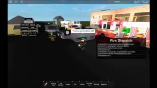 ROBLOX: Station 34 Runs MVA w/Entrapment, Rollover