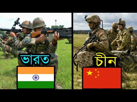 চীন vs ভারত