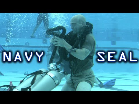 A Navy SEAL Reveals His Training