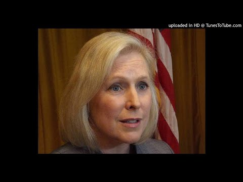 US Senator Kirsten Gillibrand at Kingston NY Aug. 26, 2017