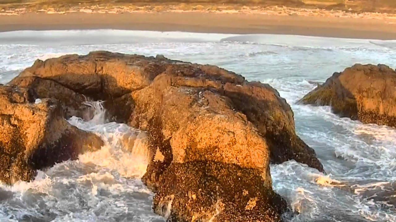 Bailey Beach Oregon Sunset