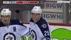 Patrik Laine kaikki NHL-maalit 2016-2017 (36 maalia, 3 rankkaria, 1 oma maali)