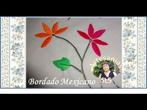 Bordado Mexicano Patrones Para Imprimir Ecosia