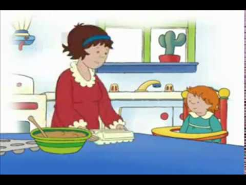 Were Having A Party Specially Made By:Caillou | Doovi Caillou Family Collection 9 13