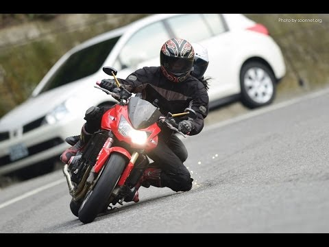 Extreme Cornering TIPS - Getting Your Knee Down!