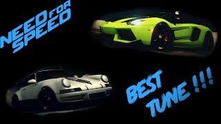 NFS 2015. (Ps4) Best Tune Лучшие настройки для гонок и дрифта.