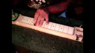 Open E Lap Steel Basics