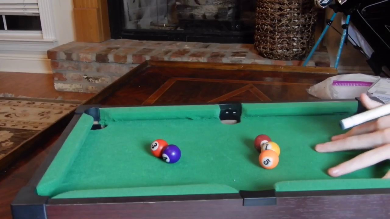 Amazing mini pool trick shots must see youtube - Awesome swimming pool trick shots ...
