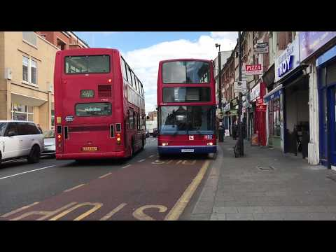 Bus Observations in North West & West London 2017