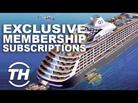 Exclusive Membership Subscriptions