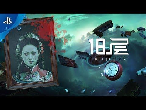 18 Floors - Promotional Trailer | PS VR