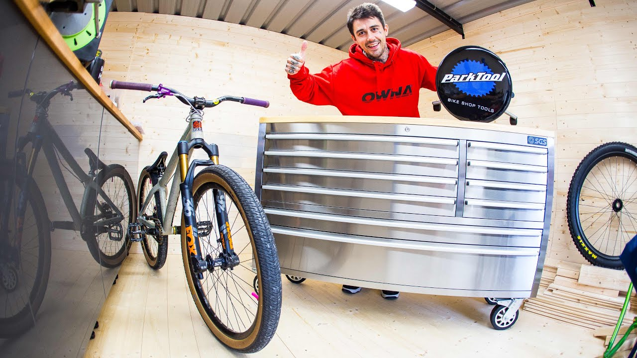 UNBOXING MTB DREAM TOOLBOX!!..... WOW!!!