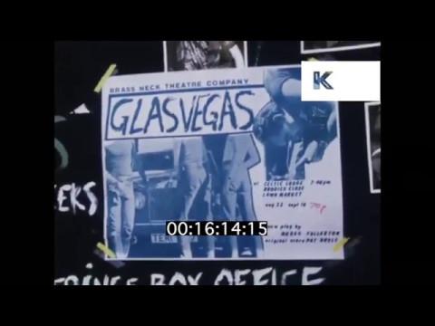 1978 Edinburgh Festival Fringe, Posters, Streets