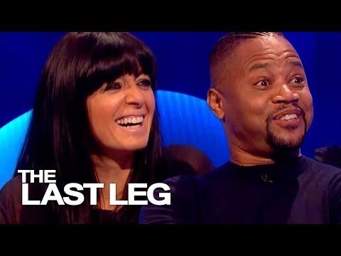 Cuba Gooding Jr  is Dancing His Ass Off - The Last Leg