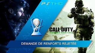 Call of Duty : Modern Warfare Remastered - Trophée Demande de renforts rejetée