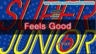 (Eng Sub) Super Junior - Feels Good