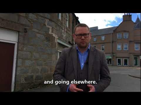 Cllr Richard Thomson on Aberdeenshire Council's HQ Plans